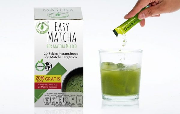 Sticks de matcha Easy Matcha A
